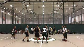 Squires Richmond - White vs West Michigan Lakers