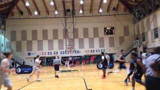 Hyperfuse Basketball vs Belmont Shore