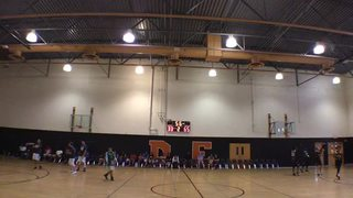 NM D1 Ambassadors emerges victorious in matchup against MOC, 68-19