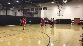 Powerhouse Red victorious over Fast Break Sports, 40-27