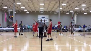 Cincinnati Warriors (OH) gets the victory over Grand Park Select 2019 (IN), 73-63