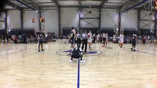 Charlotte Court steps up for 53-30 win over Inferno Elite