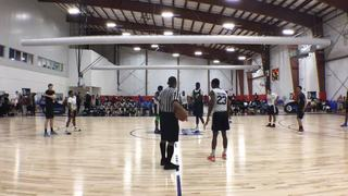 Team Yellow Jackets triumphant over Role Model Elite Basketball, 63-42