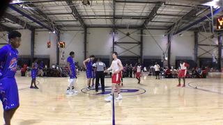 Music City Heat gets the victory over ATL Xpress Blue, 66-50