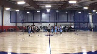 Staten Island Stingrays defeats Sportika Hoop Nation - Daley, 56-55