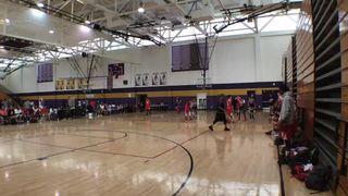 Lockup Select wins 54-21 over D1 Basketball