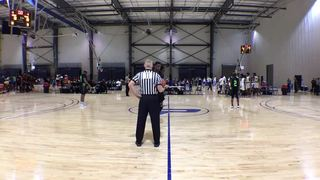 Team Carroll Premier emerges victorious in matchup against Game Elite Black, 74-54