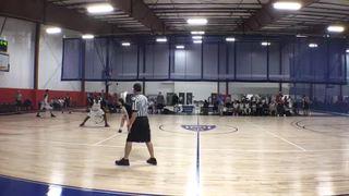 Team NEBC/WNY Elite wins 73-43 over JS Warriors Blue
