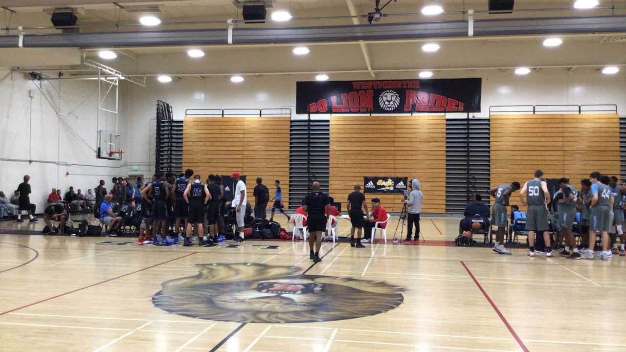 LV Knicks picks up the 41-38 win against The Factory