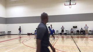EBA Pharoahs Blue triumphant over WET Basketball, 55-50