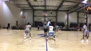 Crusaders BBC emerges victorious in matchup against WBC Elite, 63-40