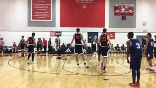 Exum Elite steps up for 55-31 win over FBC Perris