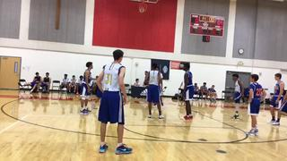 Cali Boost emerges victorious in matchup against EBA Pharoahs Blue, 84-32