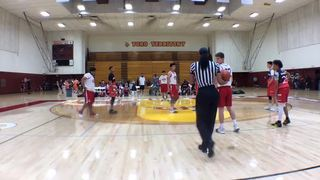 Hardwork getting it done in win over Los Angeles Elite, 41-34