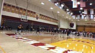 Cali Elite steps up for 49-40 win over MOC Elite