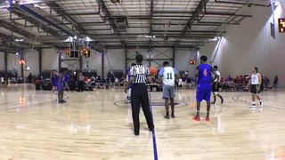 Mid South Kings emerges victorious in matchup against ATL Xpress Blue, 82-54
