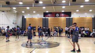 Rockfish getting it done in win over California Stars Elite, 49-42