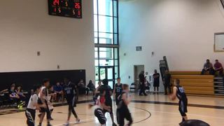 Utah Hardknox with a win over Hoopmasters, 60-38