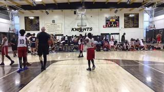 Earl Watson HA with a win over Magic West, 56-23