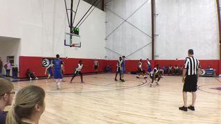 JS Warriors Gold wins 63-37 over Role Model Elite Basketball