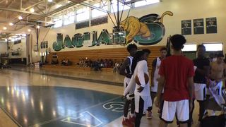 Team Knight steps up for 73-69 win over California Stars Elite