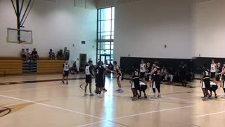 Gamepoint picks up the 49-44 win against Team Walker Made