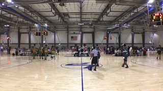 GA Trendsetters gets the victory over Team Power, 71-46