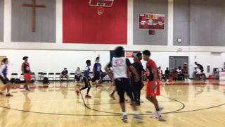 Chuck Hayes Elite gets the victory over Inland, 66-40