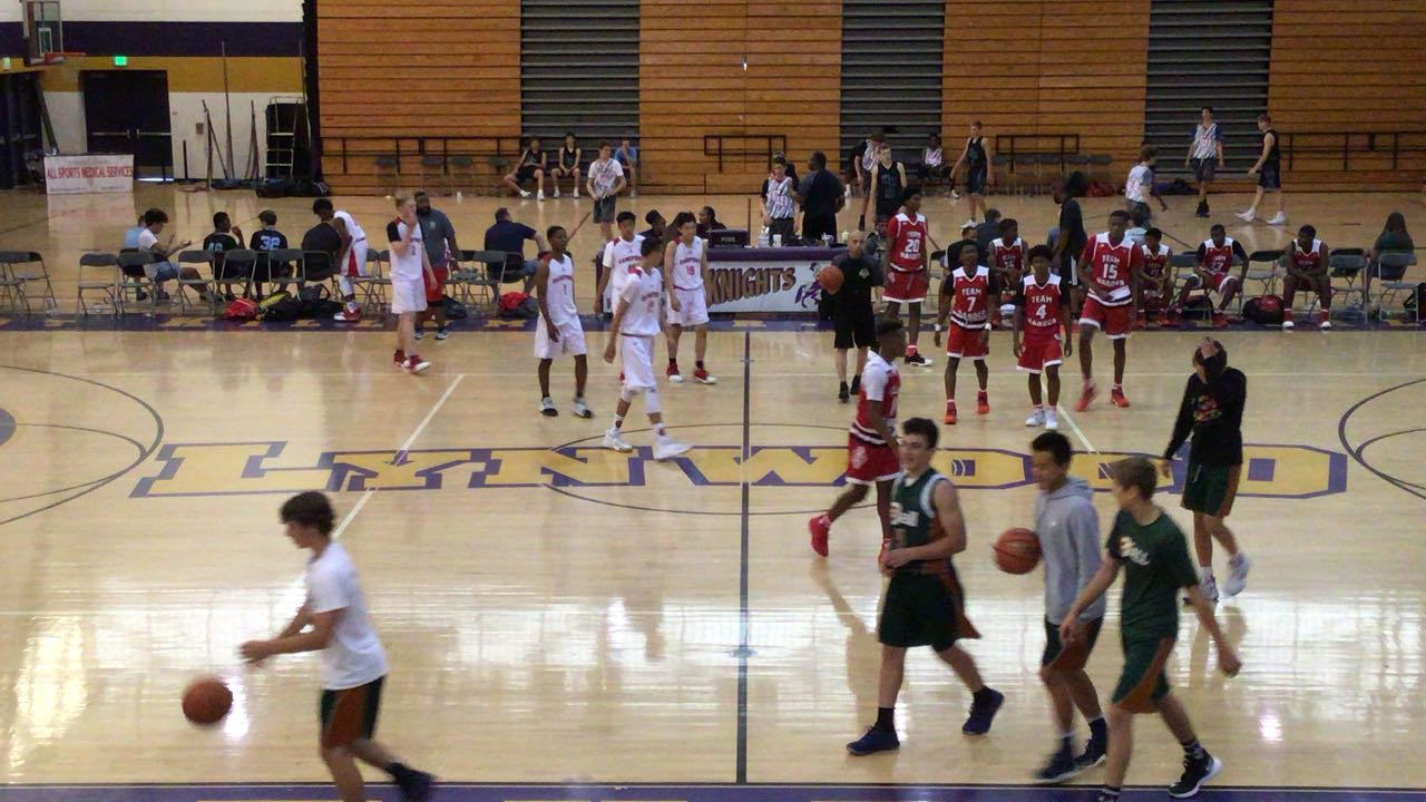 Team Harden wins 39-24 over Gamepoint OC