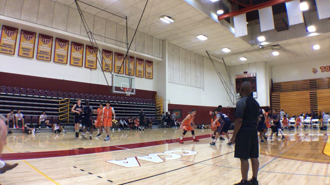 BTI All-Stars steps up for 46-37 win over Rockfish Navy