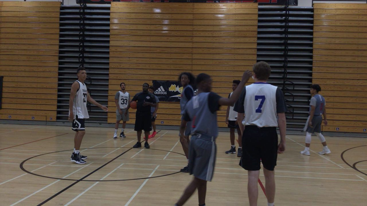 702 Attack puts down Inland with the 61-59 victory
