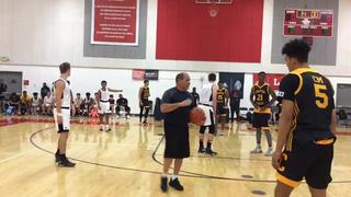 Compton Magic gets the victory over Bluechip Nation, 56-29