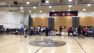 Gamepoint Select wins 64-62 over California Stars Elite