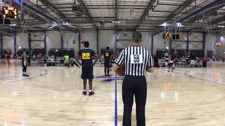 Stackhouse Elite emerges victorious in matchup against Team Affect, 56-47