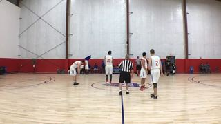 NY Ionians gets the victory over JJ Hoops CBF, 65-23