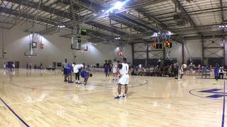 Atlanta Lightning defeats Chatt Elite White, 80-79