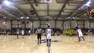 AC Georgia emerges victorious in matchup against Sharpshooters Elite, 68-38