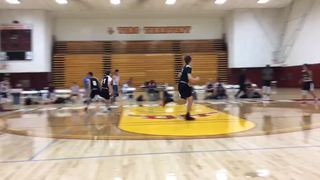 California Stars getting it done in win over Gamepoint, 46-41
