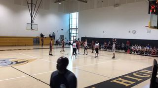 Oklahoma Magic wins 38-36 over Hoopmasters Red