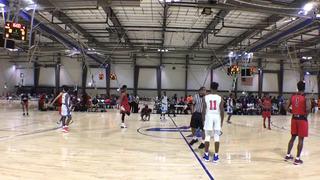 Showtime Ballers defeats Memphis Elite Shooters, 35-27