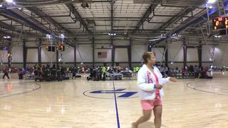 SR1 All Stars emerges victorious in matchup against GA Trendsetters, 54-50