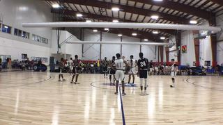 Jersey Force getting it done in win over The Firm, 64-48