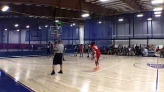Team Melo emerges victorious in matchup against NJ Roadrunners, 51-22