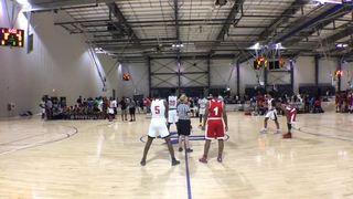 Showtime Ballers defeats All Arkansas Red, 69-35