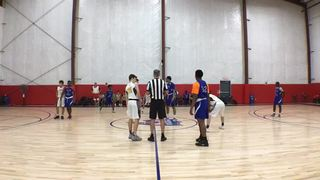 JS Warriors Gold getting it done in win over Team NEBC/WNY Elite, 57-53