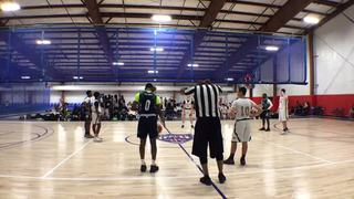 Role Model Elite Basketball defeats Jersey Force Elite, 49-42