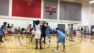 Big Ballers emerges victorious in matchup against Bluechip Nation, 88-85