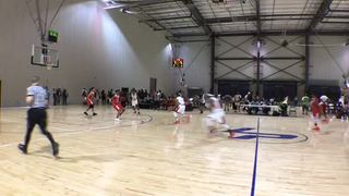 Bay Area Hoops wins 65-56 over Rock United