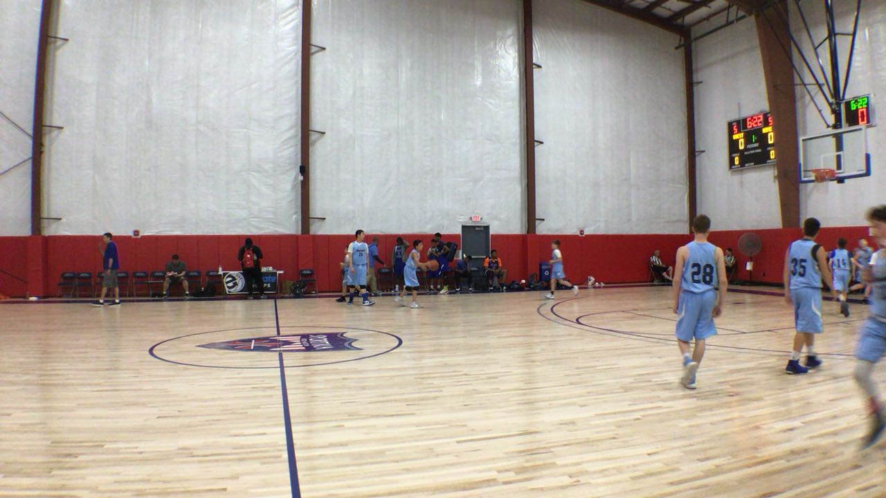 Things end all tied up between NJ Shoreshots and Staten Island Stingrays - Monohan