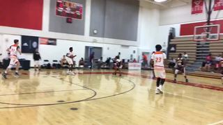 Team Arsenal getting it done in win over Team Zona, 67-48